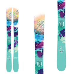 Icelantic Maiden 101 Skis - Women's 2017