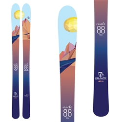 Icelantic Oracle 88 Women's Skis - 2018