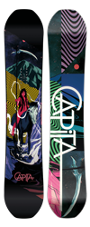 Capita Snowboards Indoor Survival 2020
