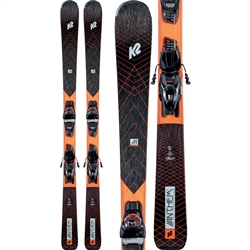 K2 Anthem 78 Skis w/ ER3 10 Compact Quikclik Bindings 2021