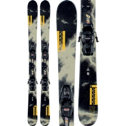 K2 Poacher Jr. Skis w/ 7.0 FDT Bindings 2021