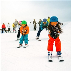 Kids Daily Ski Package