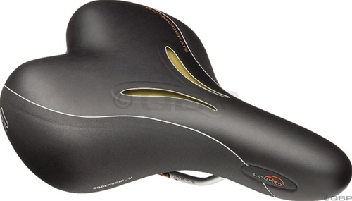 Gel Sattel Damen Bike Sitz Saddle SELLE ROYAL Lookin Basic Moderate B-Ware