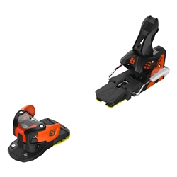 Salomon Warden MNC 13 Orange/Black Ski Bindings - 2018