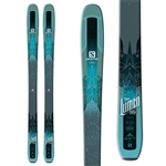 Salomon QST Lumen 99 Skis - Women's 2018