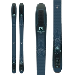Salomon QST Lux 92 Women's Skis - 2018