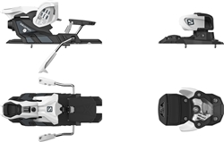 Salomon Warden MNC 13 Black/White Ski Bindings - 2018
