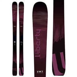 Liberty Evolv 84W Skis Topsheet & Base