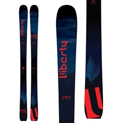 Liberty Evolv 90 Skis Topsheet & Base
