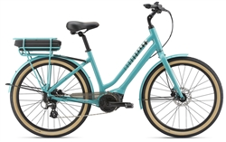 Giant LaFree E+ 2 Electric Bike Seafoam Green