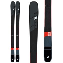 2017 K2 Pinnacle 105 Skis
