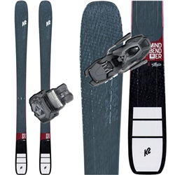 K2 Mindbender 98Ti Alliance Women Skis 2020