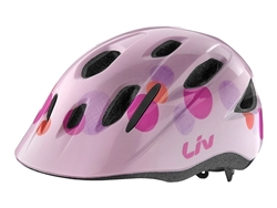 Liv Musa Youth Helmet