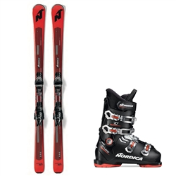 Nordica Drive 76 FDT W/ TP2 10 Bindings + Cruise 70 2021