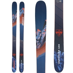Nordica Enforcer 100 Men's Skis 2022