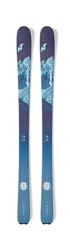 Nordica Astral 84 TI - 2021 Black and Blue Colorway