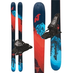 Nordica Enforcer 100 Skis W/ Griffon 13 Bindings 2021