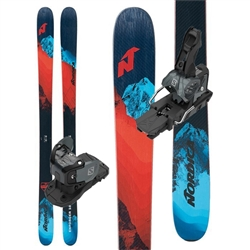 Nordica Enforcer 100 Skis W/ Warden 13 Bindings 2021