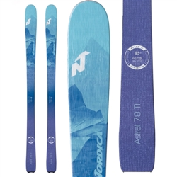 Nordica Astral 78Ti Women's Skis - 2020