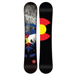 Never Summer Heritage Snowboard - 2020