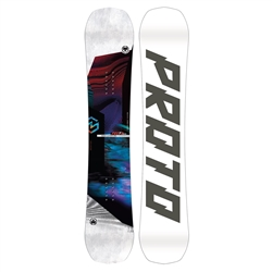Never Summer Mini Proto Kid's Snowboard - 2020