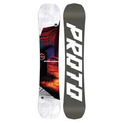 Never Summer Proto Type Two X Snowboard - 2020