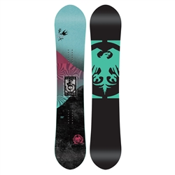 Never Summer Shade Women's Snowboard - 2020