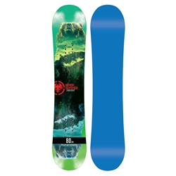Never Summer Shredder Kid's Snowboard - 2020