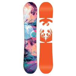 Never Summer Starlet Kid's Snowboard - 2020