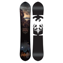 Never Summer West Bound Snowboard - 2020