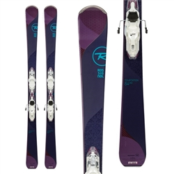 Rossignol Temptation 84 HD Skis w/ Xpress 10 Bindings - 2018