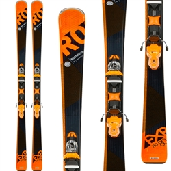Rossignol Experience 80 HD Skis w/Xpress 11 B83 Bindings - 2018