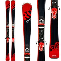 Rossignol Experience 75 CA Skis w/ Xpress 10 Bindings - 2018