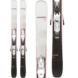 Rossignol Blackops W Dreamer Skis W/ Xpress 10 GW Bindings 2021