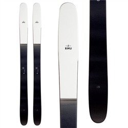 RMU Apostle 98 Wood Skis Topsheet and Base Graphic