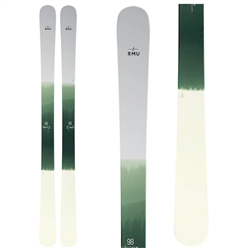 RMU Rippah Skis Topsheet and Base Graphic