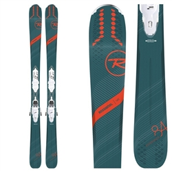 Rossignol Experience 84 Ai W Skis with XpressW/Xpress11W Bindings - 2019