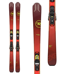 Rossignol Experience 80 CI Skis W/Xpress Bindings - 2020