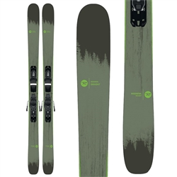 Rossignol Smash 7 Skis W/Xpress 10 Bindings - 2020