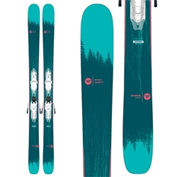 Rossignol Sassy 7 Skis W/Xpress 10 Bindings - 2020