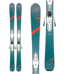 Rossignol Experience 84 Al Women's Skis W/Xpress 11 Bindings - 2020