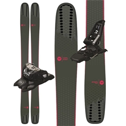 Rossignol Soul 7 HD Women's Skis Packaged with Marker Squire Bindings