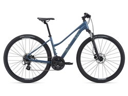 LIV Rove 4 Women's Bike 2021 Midnight & Blue Ashes Colorway