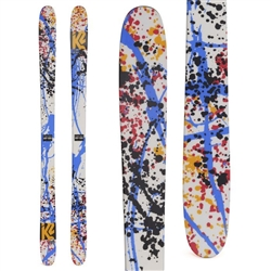K2 Poacher Skis - 2020