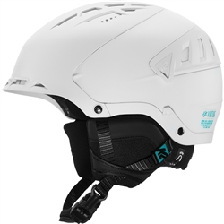 K2 Women's Virtue White Helmet - 2019