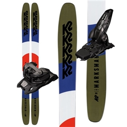 K2 Men's Marksman Skis - With Marker Griffon Bindings2020