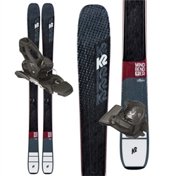 K2 Women's Alluvit 88 TI Skis - 2019