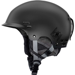 K2 Men's Thrive Black Helmet - 2019