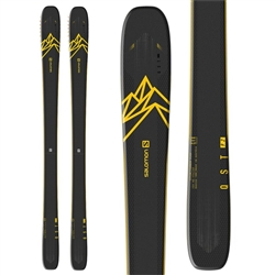 Salomon QST 92 Skis - 2020