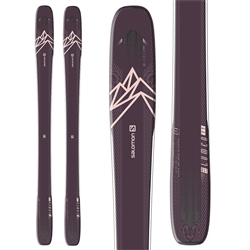 Salomon QST Lumen 99 Skis - 2020